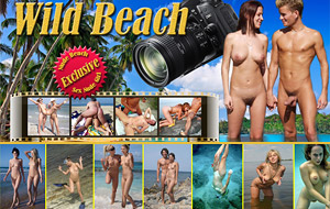 Sun, sand and sea! Exclusive beach voyeur hot photos.