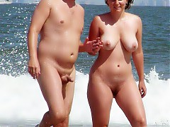Some nice photos of horny nudists